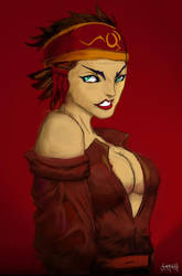 Pirate by deaddeepeyes