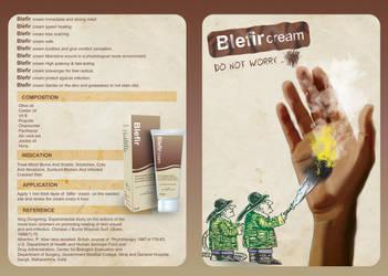 Belifer Brochure by Ahmed-espaniA-Design