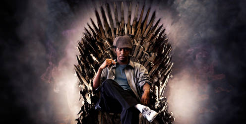 King  Roberto Game of Thrones by OutlawRave
