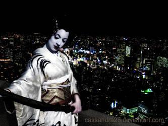 Rei Haruko by Cassandra28