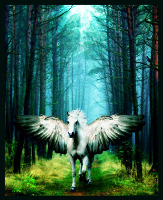 Pegasus by Cassandra28