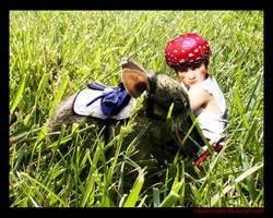 The Littlest Warrior by Cassandra28