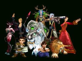 World of Warcraft wallpaper by Cassandra28