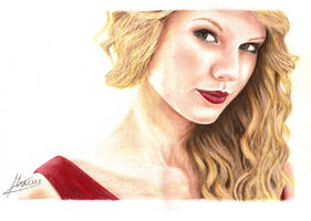 Taylor Swift by MarcusPeyre
