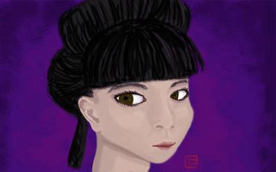SW '12: Mei-Xiu by elsalee