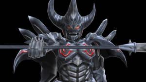 Armor Darkness MMD Model + DL Link by ASousaPro