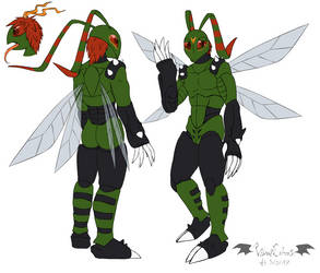 Basil Reference/Bio by VibrantEchoes