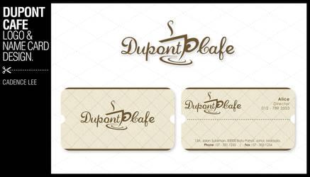 Dupont cafe by iamcadence