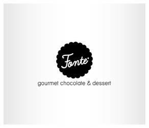 Fonte Logo Design by iamcadence