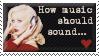 Christina Aguilera Stamp by Kezzi-Rose