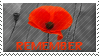 Rememberance Stamp by Kezzi-Rose