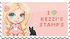 Kezzi's Stamps Stamp by Kezzi-Rose