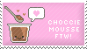 Chocolate Mousse Stamp by Kezzi-Rose