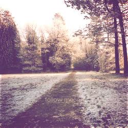 Follow Me. by Kezzi-Rose
