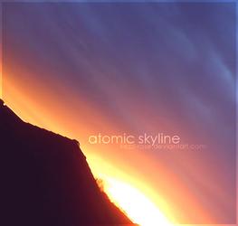 Atomic Skyline by Kezzi-Rose