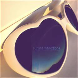 Sunset Reflections by Kezzi-Rose