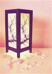 Sakura Glow by Kezzi-Rose