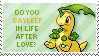 Bayleef Stamp by Kezzi-Rose