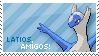 Latios Stamp by Kezzi-Rose