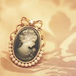 Encircled Beauty by Kezzi-Rose