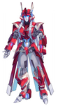 Commission: Lightening Edge Redesign [MTMTE/LL] by LillinApocalypse