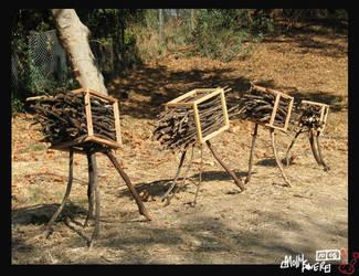 sculpture project 06a by tehzel