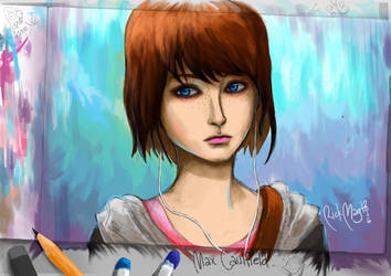 Maxine (Max) Caulfield - Life Is Strange by artfreakguy