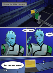 1 Color Test Page by HelenKG