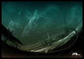 Speedpaint - WipEout by MLeth