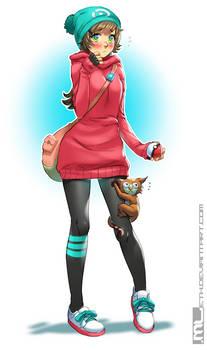 Pokemon - Molly n Marmolie by MLeth