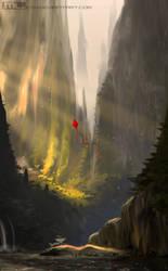 Flyga drake by MLeth