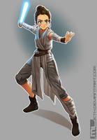 Jedi Brooke by MLeth