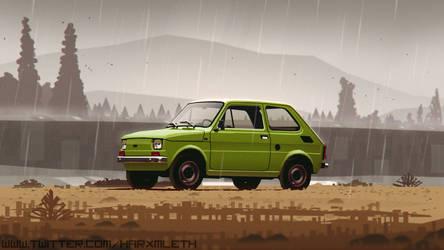 Fiat 126 by MLeth