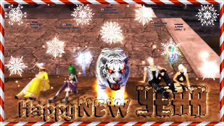 PWI Happy New Year by Dark-Devil-Fox