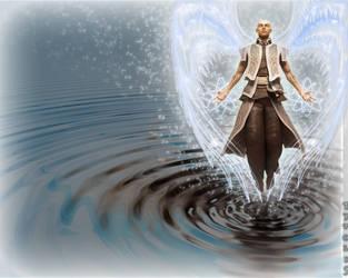 Guild Wars Mystical Monk by Tytolis