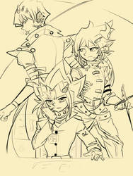 kc Team-scribble by tfcuantica