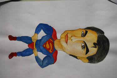 superman by Kageyoshi07