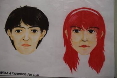 face by Kageyoshi07
