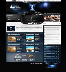 Team Dimension - Space by AlexanderFriedl