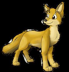 Dingo by HintoArt