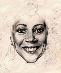 highschool sketch by Loopydave