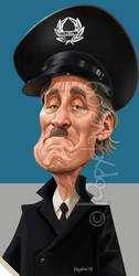 Inspector Blakey by Loopydave