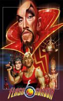 Flash Gordon by Loopydave