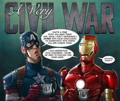 A Very Civil War by Loopydave