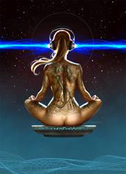 Intergalactic Zen by Loopydave