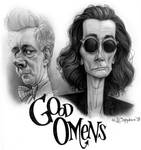 Good Omens by Loopydave