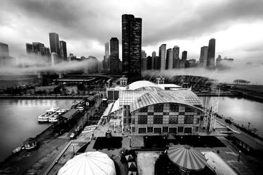 Navy Pier by Fallunleashed