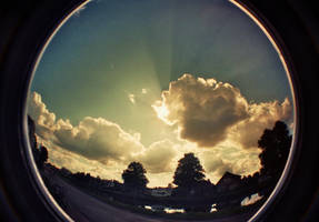 pretty sky by Linda-Dubbink