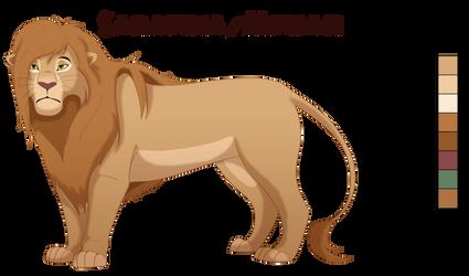 CrackPairing AdoptAuction Mfuasi/Sarafina CLOSED!! by albinoraven666fanart