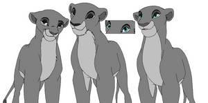 Lionesses by kisini